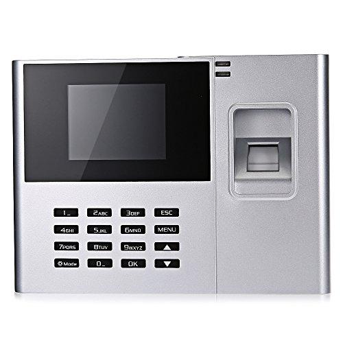 Face fingerprint attendance facial recognition business office punch card machine UK plug by SZYT (Image #7)