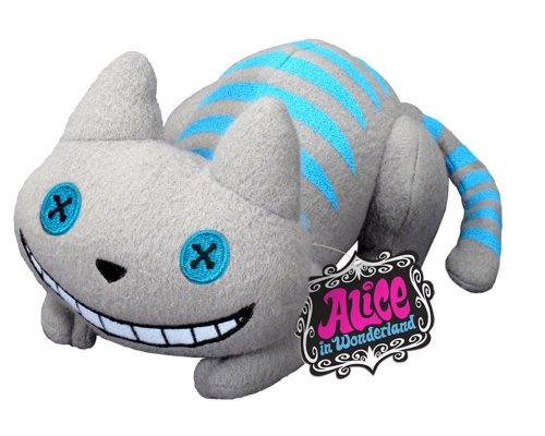 Alice in Wonderland: Cheshire Cat Plush