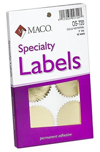 Maco Seals (MACOS720)