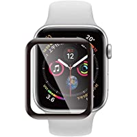 Suitable for Apple Watch film 44mm full screen cover 3/4/5 generation iwatch4 protective film series4 wrapping 3D…