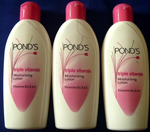 3-x-ponds-triple-vitamin-moisturising-body-lotion-soft-smooth-radiant-skin-glow-100ml-x-3-300ml