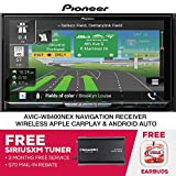 DIAS Pioneer AVIC-W8400NEX 7' Nav. Receiver Wireless CarPlay & Free SiriusXM Tuner