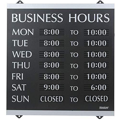 Bestselling Store Signs