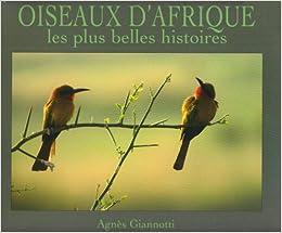 Oiseaux d'Afrique : Les plus belles histoires