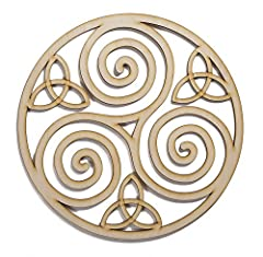MEANINGS: The Triskelion, a three legged spiral with a central point of origin, is an ancient symbol dating back to the stone age. Though it is strongly associated with Newgrange in Ireland, the most ancient one found dates back 6,500 years, ...