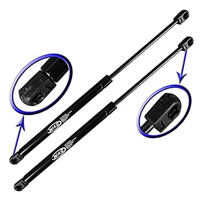 Two New Tonneau Cover Top Truck Cap Lift Support Shock Strut 120 lb Fits C16-08055. WGS-529-2