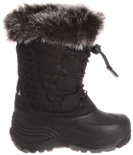 Kamik Snowgypsy Boot (Toddler/Little Kid/Big Kid) Black