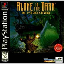 Alone in the Dark: One-Eyed Jack's Revenge - PlayStation