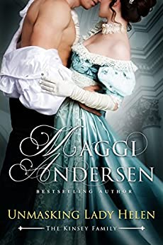 Unmasking Lady Helen: The Kinsey Family (The Kinsey Family Series Book 1) by [Andersen, Maggi]
