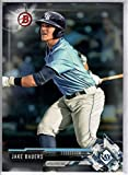 2017 Bowman Prospects #BP58 Jake Bauers Tampa Bay Rays Baseball Card