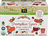 365 Everyday Value Organic Pumpkin Spice Coffee Capsule, 12 ct