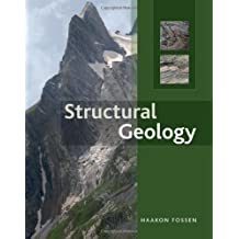 Structural Geology by Fossen, Haakon 1st (first) Edition [Hardcover(2010)]