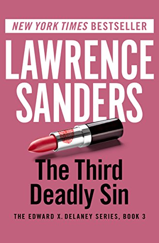 The Third Deadly Sin (The Edward X. Delaney Series Book 3) cover