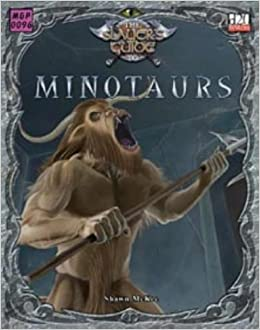 The Slayer's Guide to Minotaurs (d20 System), Shawn McKee