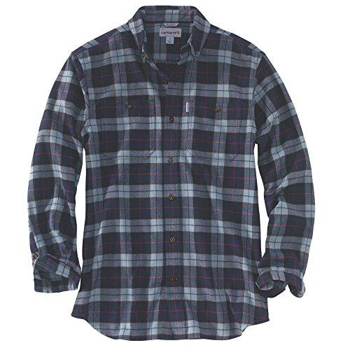 Carhartt 102217 Trumbull Plaid Shirt
