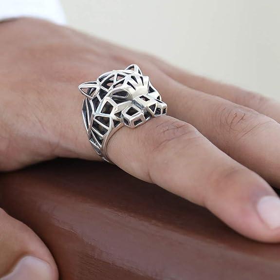 Italian jewelry ring minimalist,bar ring unisex ring geometric ring,oxidized ring,handmade 925 silver ring made in Italy Ring man