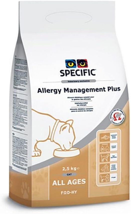 Specific Alimento para Gatos Allergy Management Plus - 2.5 kg ...