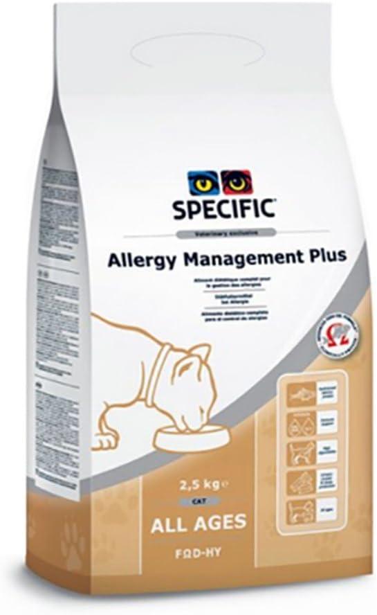 Specific Alimento para Gatos Allergy Management Plus - 2.5 kg: Amazon.es: Productos para mascotas