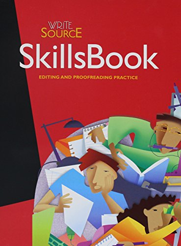 Write Source  Skillsbook  Consumable  Grade 10