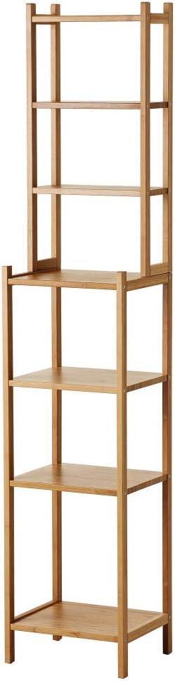 IKEA ASIA RAGRUND Estantería de bambú: Amazon.es: Hogar