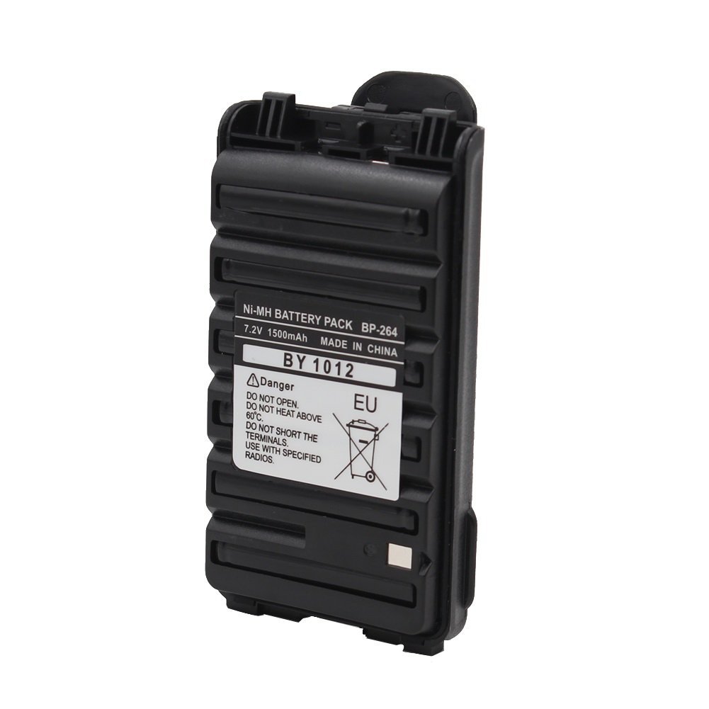 BP264 BP-264 Ni-MH Battery 1500mAh Rechargeble Battery for ICOM Radio IC-V80 IC-U80 BP265 IC-F3101D IC-F3103D IC-F4101 (FBA)