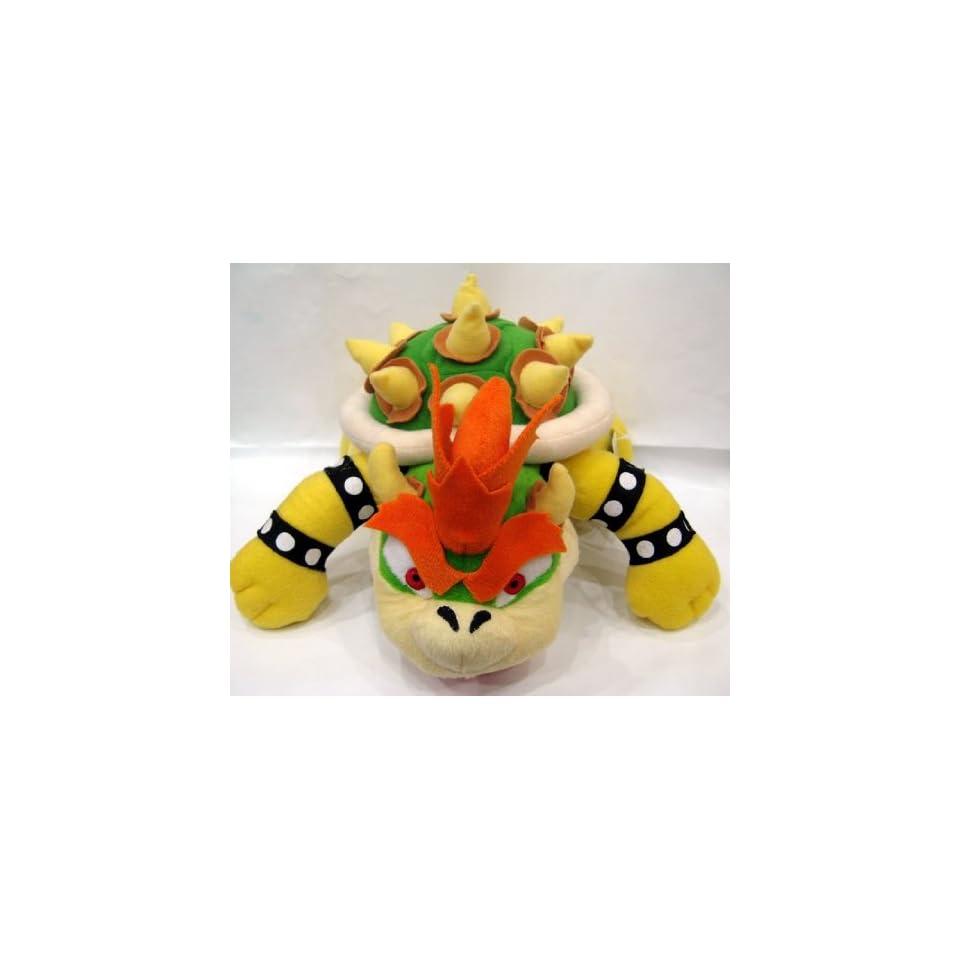 Plush   Nintendo   Super Mario Bros   10 Bowser Toys & Games
