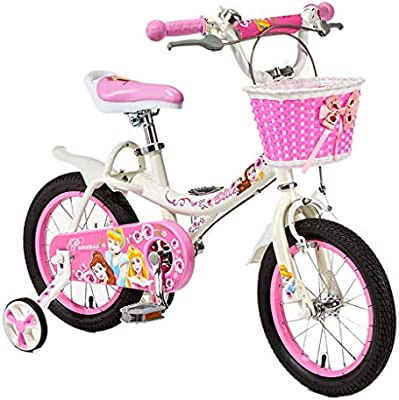 Bicicletas Para Niños Niños De Moda Aire Libre para Niñas Niños Viajes Al Aire Libre Niñas De 2 A 8 Años: Amazon.es: Juguetes y juegos