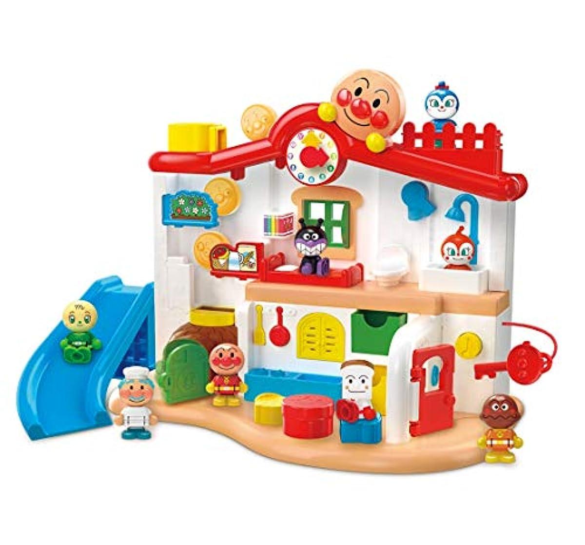[해외] 놀이가 가득한 호빵맨 하우스