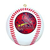 MLB Offically Licensed St. Louis Cardinals Replica Baseball Ornament