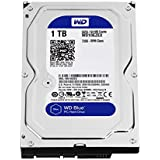 WD Blue 1TB SATA 6 Gb/s 7200 RPM 64MB Cache 3.5 Inch Desktop Hard Drive (WD10EZEX)