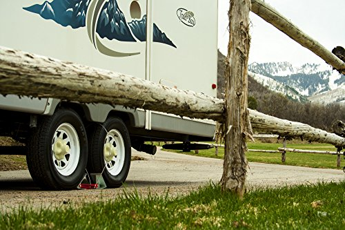Fastway ONEstep Wheel Chock Double Pack For Tandem Axle Trailers and RVs 84-00-4840 --16 Inches to 24 Inches Long -- QTY 2 by Fastway (Image #7)