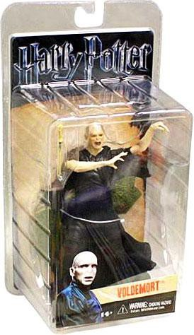 """Harry Potter and the Deathly Hallows 7"""" Series 2 Voldemort Action Figure"""