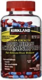 Kirkland Signature Acetaminophen Extra Strength 500mg Rapid Release Gelcap 400 count