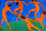 Henri Matisse - The Dance The State Hermitage Museum - St Petersburg 30'' x 20'' Wall Art Giclee Canvas Print (Unframed)