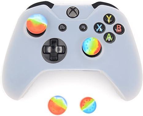 eSeeking - Carcasa de silicona para mando de Microsoft Xbox One ...