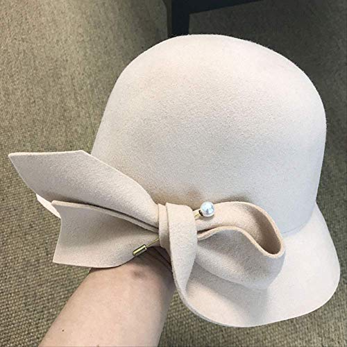 ZAAQ Formal Women Wool Hat...