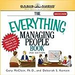 The Everything Managing People Book | Deborah S Romaine,Gary McLain