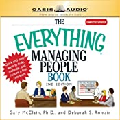 The Everything Managing People Book | Deborah S Romaine, Gary McLain