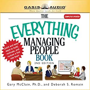 The Everything Managing People Book Audiobook