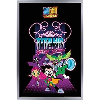 "Book Club 24/""x36/"" poster print Teen Titans Go"