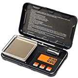 TBBSC Digital Pocket Scale 200gx0.01g,Electronic