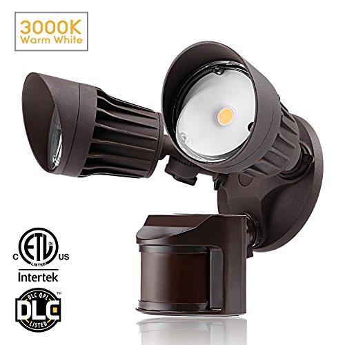 Outdoor Corner Security Lights - 9