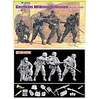 1/35 German Wiking Division Kovel 1944 (4 Figuras de juego)