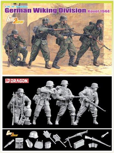 1/35 German Wiking Division Kovel 1944 (4 Figures Set) ()