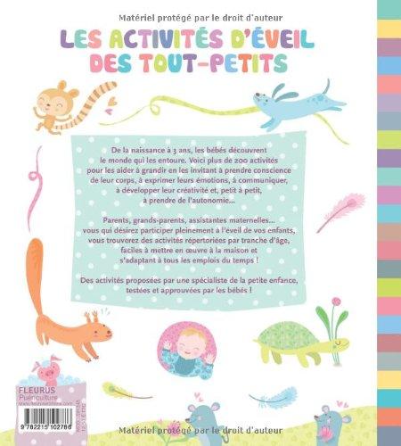 Extrem Amazon.fr - Les activités d'éveil des tout-petits - pédagogie  DF93