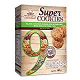 Taifelds Super Cookies with 9 Super Foods: Amaranth, Cranberry, Oats, Almond, Walnut, Quinoa, Sunfloweer, Chia and Honey bee Review