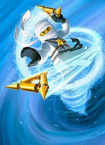 Amazon 011 Lego Ninjago 14x19 Inch Silk Poster Aka Wallpaper