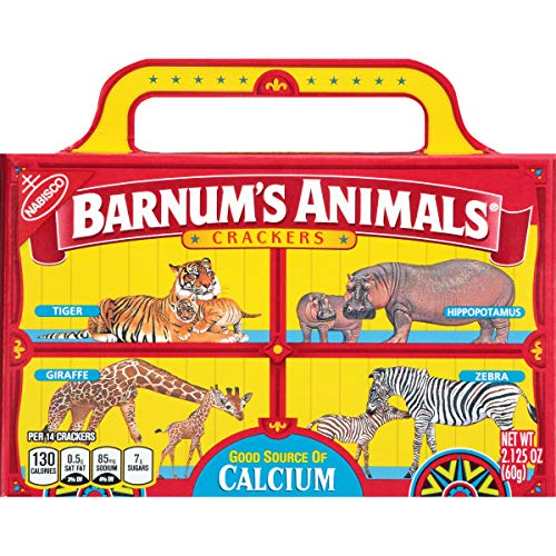 Barnum's Animal Crackers, 2.125 Ounce (Pack of 24)