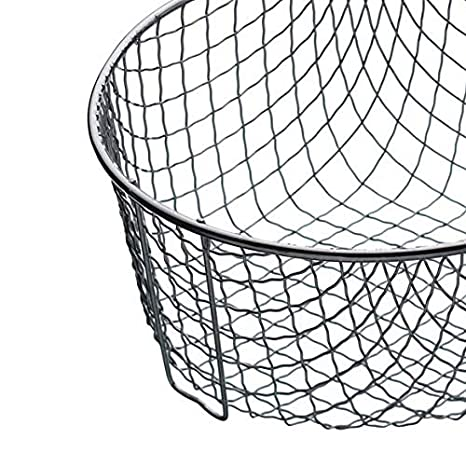 kitchencraft wire deep fryer basket 18 5 cm to fit 20 cm chip pan Electric Fence Charger Wiring Diagram kitchencraft wire deep fryer basket 18 5 cm to fit 20 cm chip pan amazon co uk kitchen home