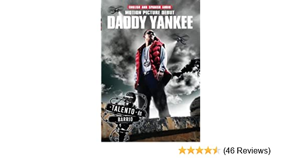 Amazon.com: Talento de Barrio / Straight from the Barrio: Daddy Yankee, Maestro, Katiria Soto, TNT, Eddie Dee, Jose Ivan Santiago: Movies & TV